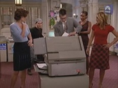 Spin City 03x06 : Three Men and a Little Lady- Seriesaddict